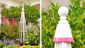 build an easy garden trellis