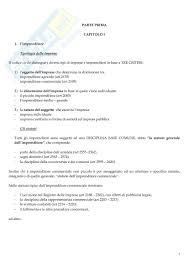 dispense diritto commerciale cobasso esame diritto commerciale prof vella libro consigliato diritto