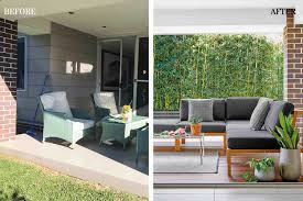 before and after a vintage caravan renovation home beautiful