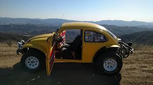 yellow baja bug trevor steele u0027s 1972 volkswagen beetle pre 1980