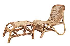 Good Rattan Specification Ibolili Rattan Kim Lounge Chair With Ottoman U0026 Reviews Wayfair