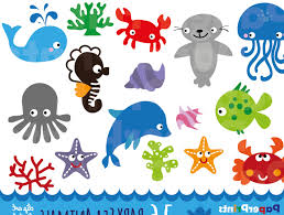 sea animals pictures for kids on animal picture society