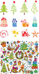 Decoration Christmas Vector by 50 Free Christmas Vector Design Resource For Greeting Cards And