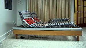 reverie 7s supreme wireless electric adjustable bed base regarding
