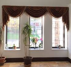 Family Room Drapery Ideas Living Room Country Valances Swags For Living Rooms Primitive