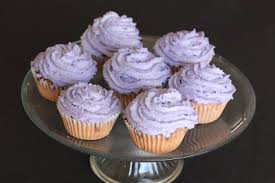 ube purple yam cupcakes and a little rant about ube vs taro