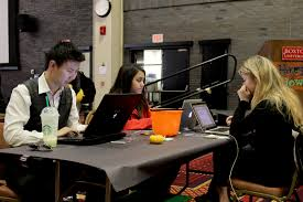work 4 spirit halloween application hackers work to create u201csomething awesome u201d at competition