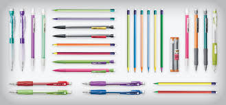 paper mate earth write pencils stationery bicworld bunch of bic pens pencils
