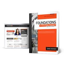 foundations in personal finance wkbk dave ramsey 9781936948123