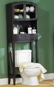 Bathroom Toilet Shelf by Space Saving Over The Toilet Storage Storage And Organization