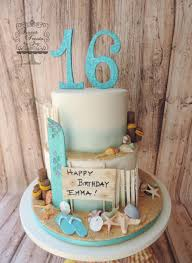 Cake Decorations At Home by Interior Design Simple Beach Themed Cake Decorations Decorating