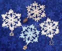 168 best snowflakes images on crochet