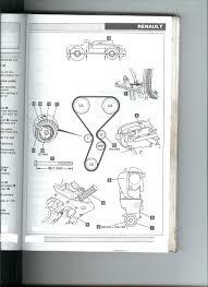 challenge a renault megane 2002 1 4 16v k4j with a snapped cam belt