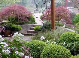 contemporary garden art landscape traditional with garden wall