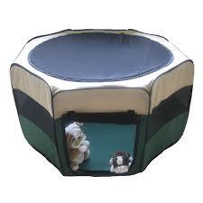 Overstock Com Pets Precision Pet Soft Side Play Yard Hayneedle