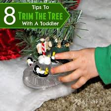 tree 8 ideas for child friendly decorating