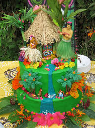 hawaiian themed wedding cakes hawaiian themed birthday cakes for kids birthday cake cake