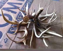 Metal Antler Chandelier Best 25 Deer Antler Chandelier Ideas On Pinterest Antler
