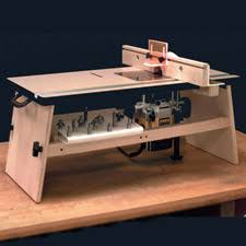 project plans benchtop router table plans