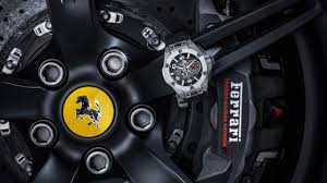 ferrari gold wallpaper hublot the big bang trio wallpaper