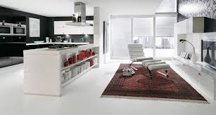 cuisine en l ouverte sur salon cuisine équipée ouverte sur séjour argileo