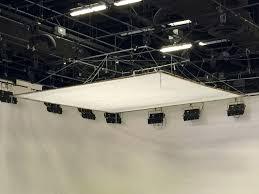 overhead lighting building a giant overhead light bank macbeth studio