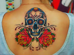 sugar skull meaning designs