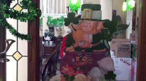 st patrick u0027s day home tour decorations youtube