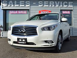 2014 used infiniti qx60 awd niagara truck centre vehicles for sale in st catharines on l2m 6r7