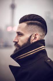 hard part hair men shaved sides hairstyles mens edition 2017 25 dapper looks for fall