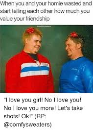 I Love You More Meme - 25 best memes about i love you no i love you more i love you
