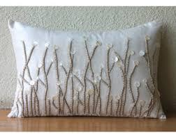 Lumbar Decorative Pillows Decorative Oblong Lumbar Rectangle Throw Pillow Covers