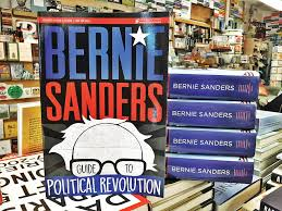 sanders u0027 book tour skims past vermont the bennington banner