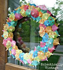 summer wreath 10 diy summer wreath and banner ideas for your home the bright