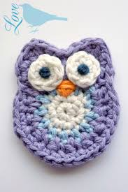Crochet Owl Rug Love The Blue Bird Crochet Owl Pattern In English Super Fast