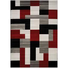 area rugs fort myers city furniture tetris multi 8x10 area rug