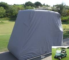 golf cart cover ez go yamaha golf cart covers formosa covers