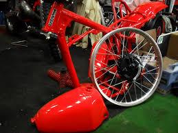 works motocross bikes evo motocross mike wheeler motorcycles