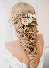 wedding hair 10 gorgeous wedding hairstyles for hair woman getting married