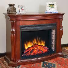electric mantel fireplace binhminh decoration