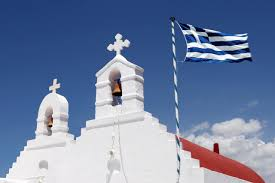 Flag White On Top Red On Bottom The Meaning Folklore And History Of The Greek Flag