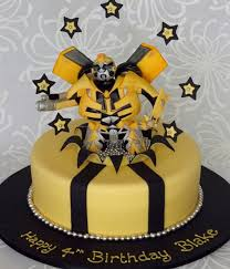 transformers bumblebee and optimus party cake topper top transformers cakes cakecentral