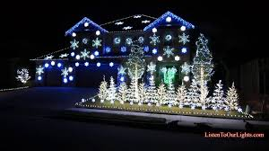 Christmas Outdoor Musical Decorations by Christmas Awesome Christmas House Lights Image Inspirations