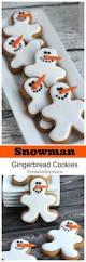 best 25 snowman cookies ideas on pinterest reindeer cookies