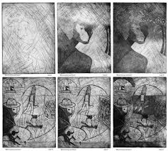 Blind Story Blind Contour And Story Intaglio Prints By Chibiktsn On Deviantart