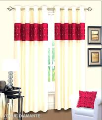 black and red curtains for bedroom awesome black and red red black curtains living room black and red curtains for living