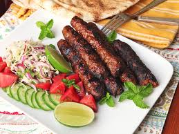 seekh kebabs pakistani spicy grilled ground meat skewers recipe