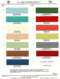 1959 ford paint colors dan u0027s cars pinterest vintage cars