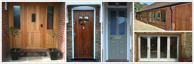 Glass For Front Door Panel by Ideas About Wooden Front Doors With Glass Panels Free Home