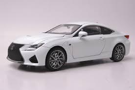 lexus rc f coupe aliexpress com buy 1 18 diecast model for lexus rc f coupe white